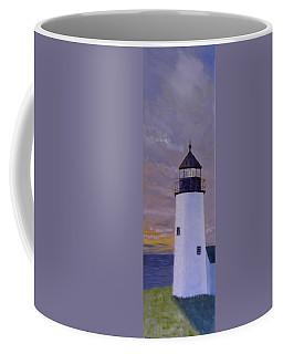 Pemaquid Light Morning Light Coffee Mug