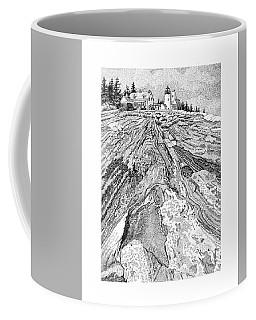 Pemaquid Light Coffee Mug