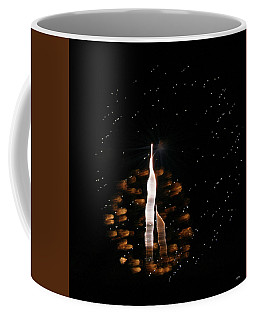 Cosmic Sculpture Coffee Mug