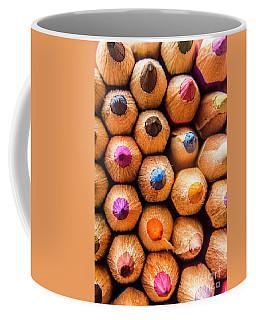 Pencil Pointers Coffee Mug