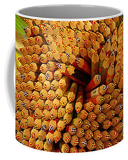 Pencils Pencils Everywhere Pencils Get The Point...lol Coffee Mug