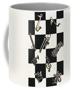 Pendant Musical Concerto Coffee Mug