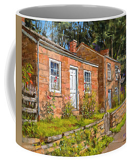 Pendarvis House Coffee Mug