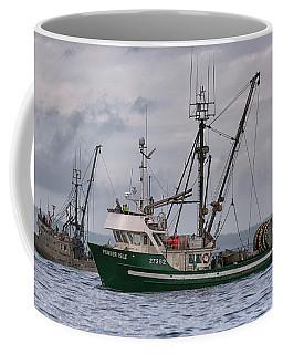 Pender Isle And Santa Cruz Coffee Mug