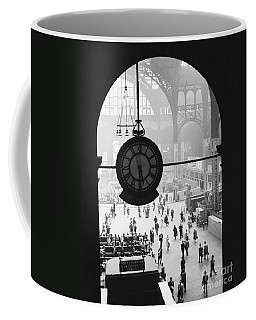 Penn Station Clock Coffee Mug