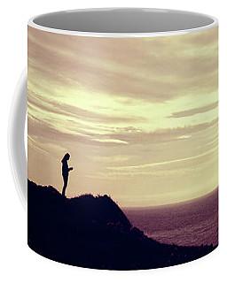 Pennard Cliffs Coffee Mug