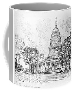 Pennell Capitol, 1912 Coffee Mug by Granger