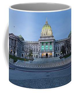 Pennsylvania State Capitol Building  Coffee Mug