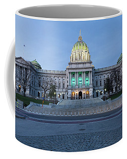 Pennsylvania State Capitol Building  Coffee Mug