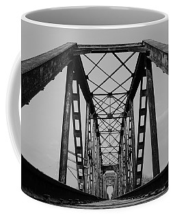 Pennsylvania Steel Co. Railroad Bridge Coffee Mug