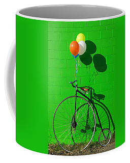 Penny Farthing Bike Coffee Mug