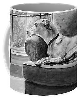 Penny Coffee Mug by Patricia L Davidson