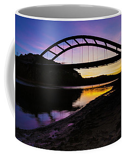 Pennybacker Bridge Coffee Mug