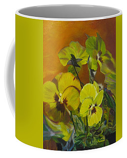 Pennys Up Close Revisited Coffee Mug