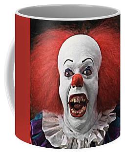 Pennywise The Clown Coffee Mug