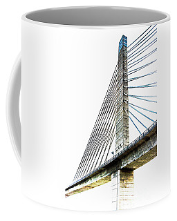 Penobscot Narrows Bridge And Observatory Coffee Mug