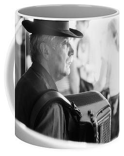 Pensive Coffee Mug