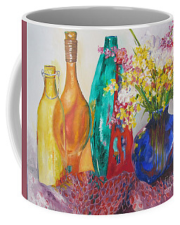 Pentallegro, The Happy Five Coffee Mug