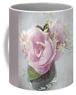 Peony 2 Coffee Mug
