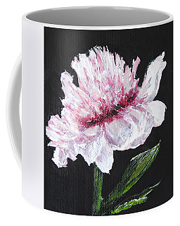 Peony Bloom Coffee Mug by Betty-Anne McDonald