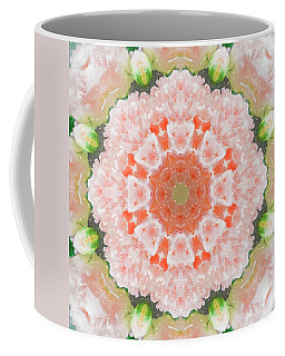 Peony Kaleidoscope 1 Coffee Mug