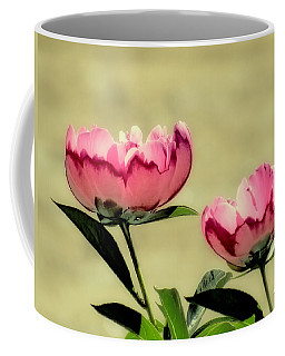 Peony Pair - Enhanced Coffee Mug