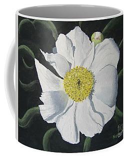 Peony Princess Coffee Mug