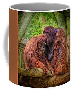 People Of The Forest Coffee Mug