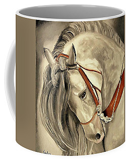 Peralta Andalucian Coffee Mug by Manuel Sanchez