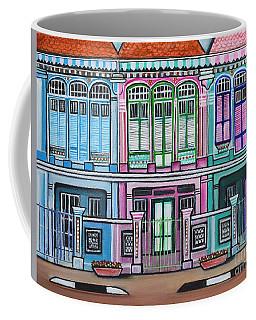 Peranakan Mansion Singapore Coffee Mug