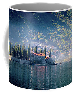 Perast Church Coffee Mug