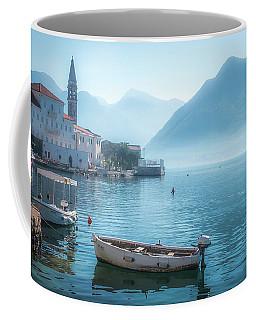 Perast Montenegro Coffee Mug