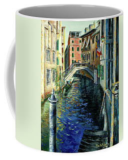Perche Ero Li -because I Was There Coffee Mug