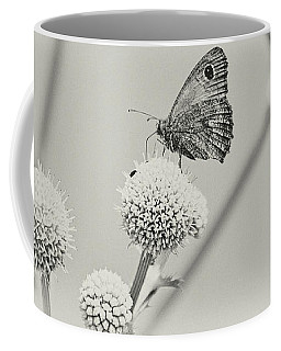 Perched Butterfly No. 255-2 Coffee Mug