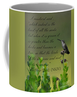 Perched Coffee Mug