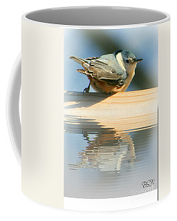 Perched Over Water Coffee Mug