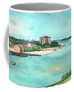 Perdido Key River Coffee Mug