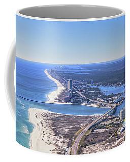 Perdido Pass Bridge 4319 Coffee Mug