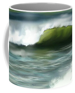 Coffee Mug featuring the digital art Perfect Day by Dawn Harrell