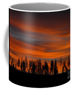 Perfect Evening Coffee Mug by Greg Patzer