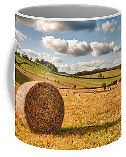 Perfect Harvest Landscape Coffee Mug