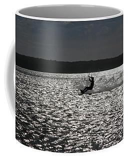 Coffee Mug featuring the photograph Perfect Light At Lake Wollumboola by Miroslava Jurcik