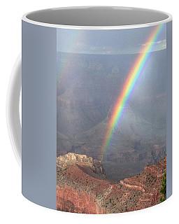 Perfect Rainbow Kisses The Grand Canyon Coffee Mug