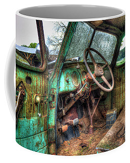 Perfect Storm Interior Design Special 1947 Chevy Truck Art Coffee Mug