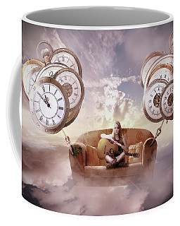 Perfect Timing  Coffee Mug by Nathan Wright