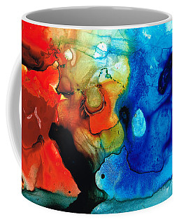 Perfect Whole And Complete By Sharon Cummings Coffee Mug
