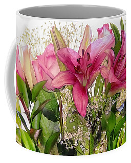 Coffee Mug featuring the photograph Perfectly Made by Elaine Malott