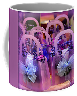 Perfectly Purple Presents Coffee Mug