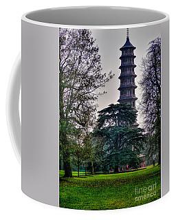 Pergoda Kew Gardens Coffee Mug