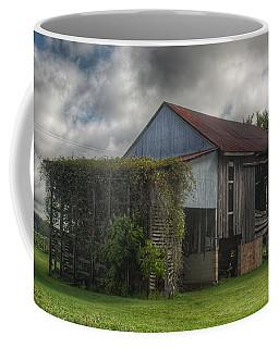 0038 - Pergola Barn Coffee Mug